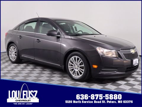 Pre-Owned 2014 Chevrolet Cruze ECO FWD 4dr Car