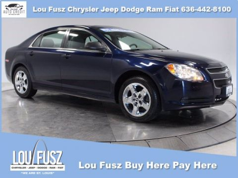 2010 Chevrolet Malibu LS with 1LS