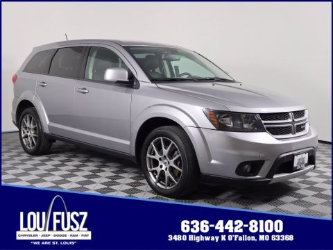 Pre-Owned 2018 Dodge Journey GT AWD Sport Utility