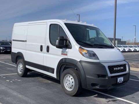2020 RAM ProMaster Low Roof
