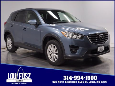 Pre-Owned 2016 Mazda CX-5 Touring FWD Sport Utility